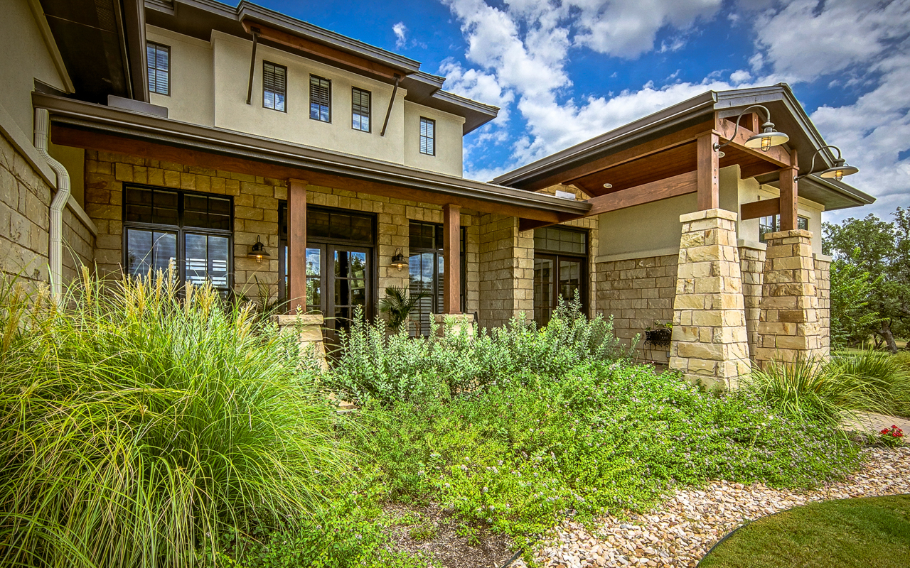 hill country contemporary austin custom home arbogast custom homes