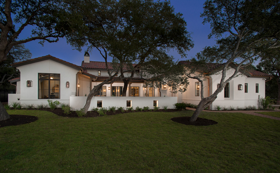 Caliterra 2016 Parade Dripping Springs Custom Home