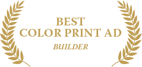 MAX Awards 2016 Winner Best Color Print Ad