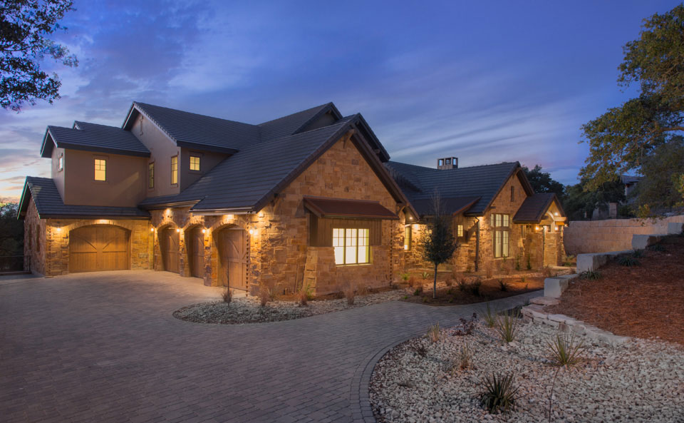 Mountain Retreat Austin Custom Home